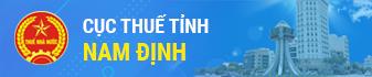 Cục thuế tỉnh Nam Định